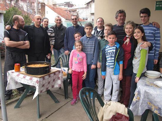 Jedinstveno: Kis'o kupus party za Dan ljubavi u Nišu
