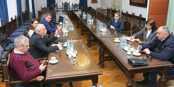 Niška inicijativa: Prijem za predstavnike Go Saveza Srbije