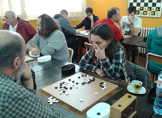 U Nišu se održava 41.Pojedinačno prvenstvo Srbije u gou